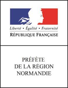 logo Préfète de la région Normandie