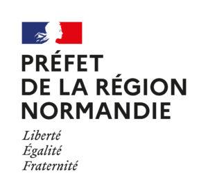 logo du préfet de Normandie